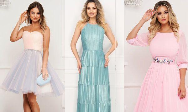 Ținute elegante, cum ne îmbrăcăm la o nunta? Alege rochia potrivită